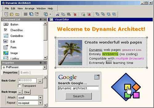 T L Charger Dynamic Architect Pour Windows Shareware