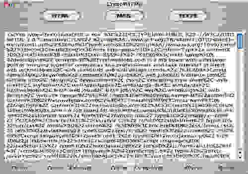 Crypt#HTML pour Mac