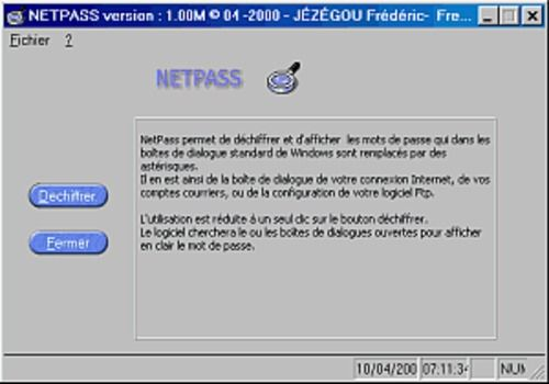 netpass xp