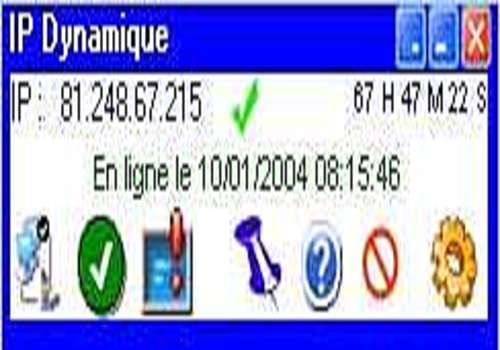 IP Dynamique 2.50