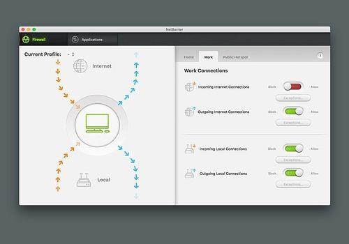 Intego ContentBarrier Secure X9 pour Mac