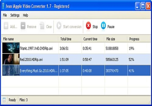 Ivan iApple Video Converter