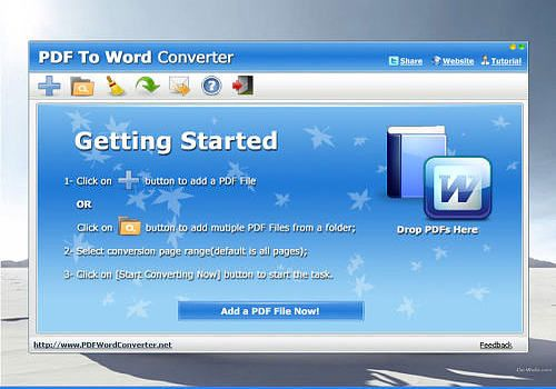 telecharger word to pdf converter