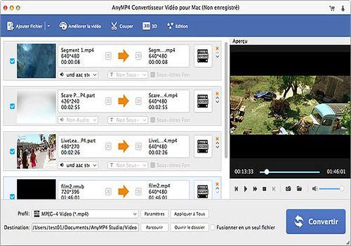 Un excellent convertisseur vidéo multiformat pour tous les usages