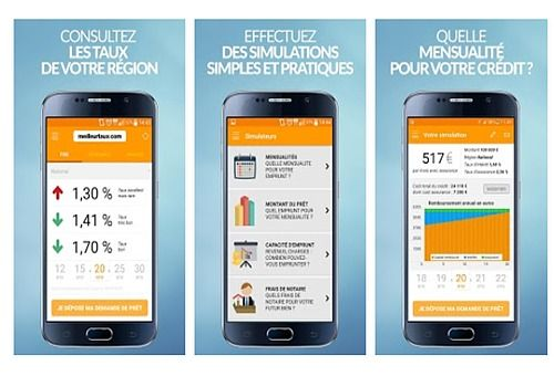 Meilleurtaux.com Android