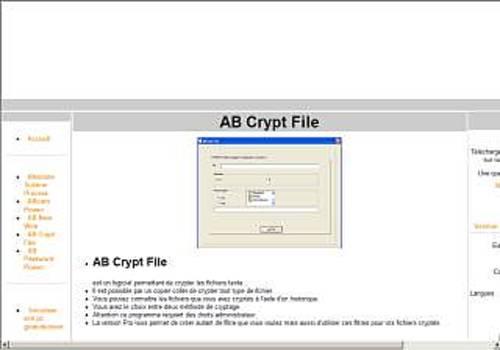 Abcryptfile