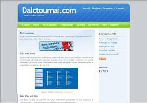 Dalc Dico du Web 2012