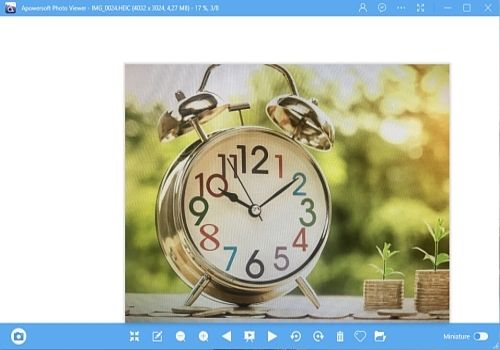 Visionneuse d'images - Apowersoft Photo Viewer