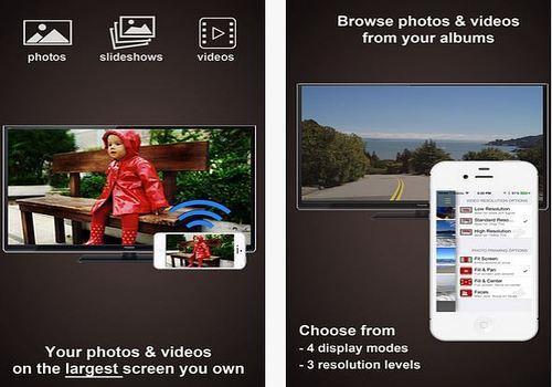 PhotoCast iOS