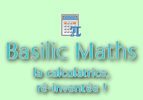 Basilic Maths