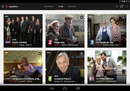 Programme TV Télé-Loisirs Windows Phone