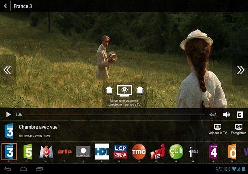 TV d'Orange Windows Phone
