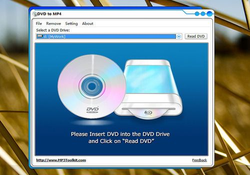 DVD to MP4