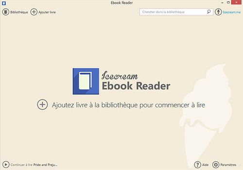 Icecream Ebook Reader 5.04