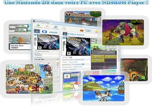NDSROM Player