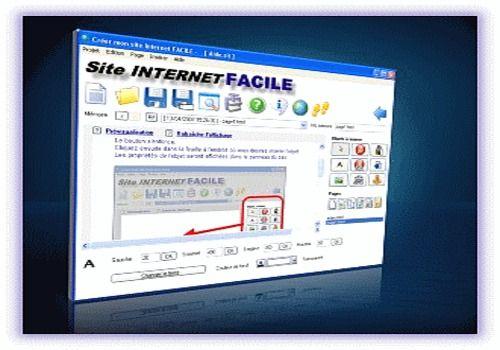 Creer mon site Internet FACILE