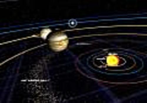 Sonnensystem 3D Bildschirmschoner