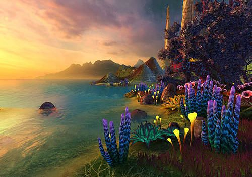 Télécharger Faraway Planet 3D Screensaver pour Windows ...
