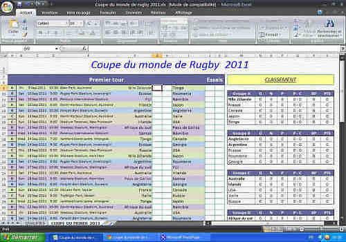 T l charger coupe du monde de rugby 2011 pour windows - Coupe du monde de rugby 2015 classement ...