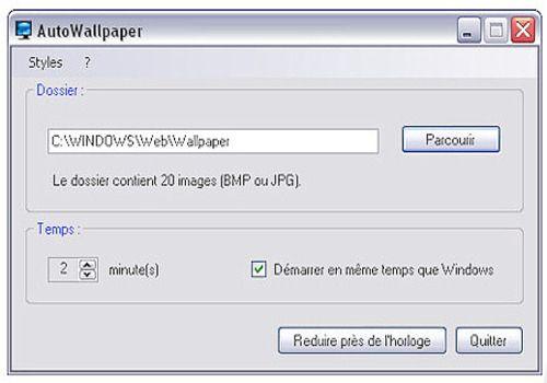 AutoWallpaper