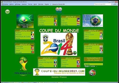 T l charger coupe du monde 2014 pour windows freeware - Coupe du monde 2014 dates ...