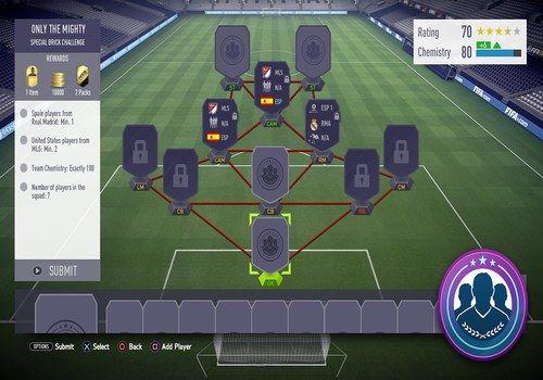 FIFA 18 Companion Web App