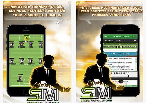 Soccer Manager Android