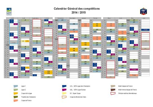 Coupe d europe football calendrier - Coupe d europe de rugby calendrier ...