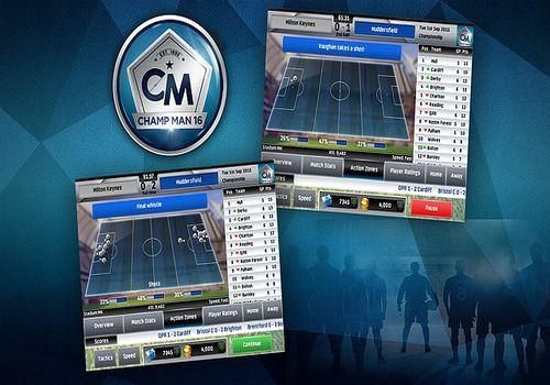 Champ Man 16 iOS