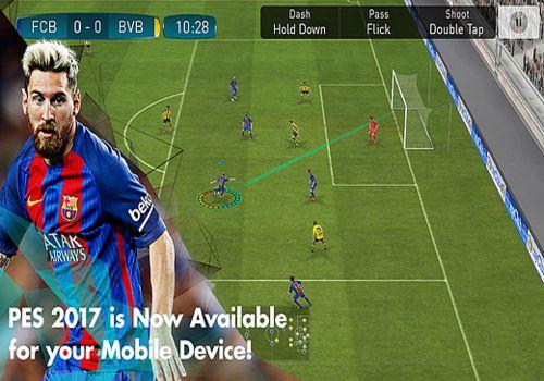 PES 2017 Mobile iOS