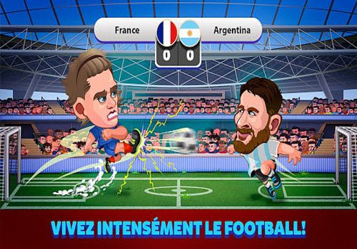 Head Soccer 2018 Android