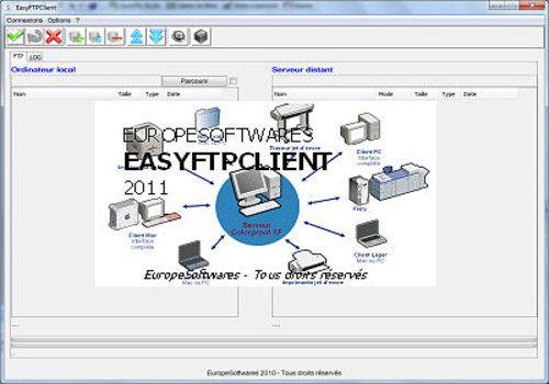 EasyFTPClient pour Linux