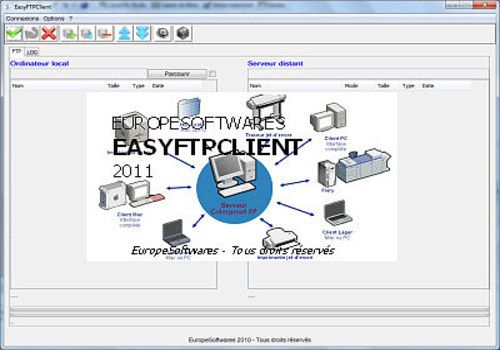 EasyFTPClient pour Mac