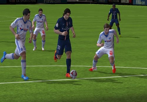 FIFA 15 Ultimate Team Windows Phone