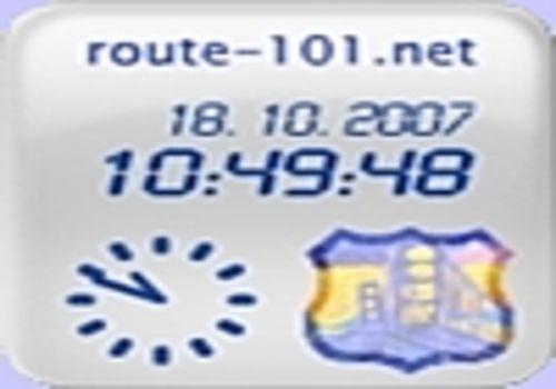 Horloge route-101.net