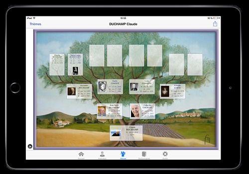 Heredis iOS