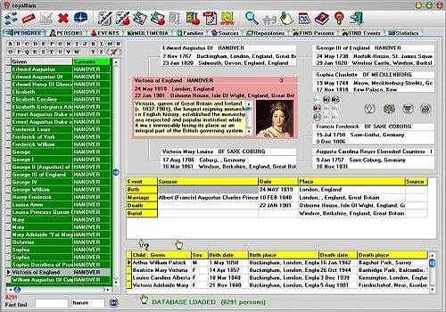 SmartGenealogy