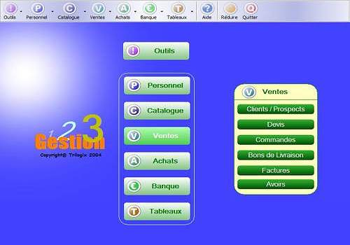 123 Gestion FLASH