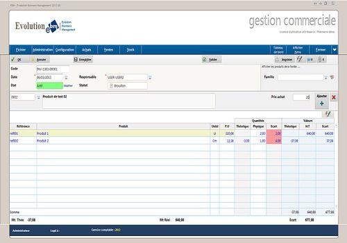 T l charger ebm gestion commerciale pour windows demo for Logiciel pour garage automobile gratuit