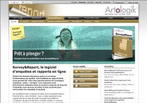 Artologik Survey&Report -Nouvelle version 4.0 !