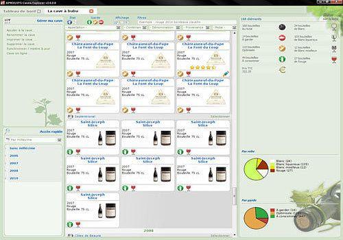 T l charger caves explorer pour windows freeware for Logiciel gestion de cave a vin