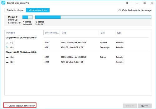 EaseUS Disk Copy Pro Edition
