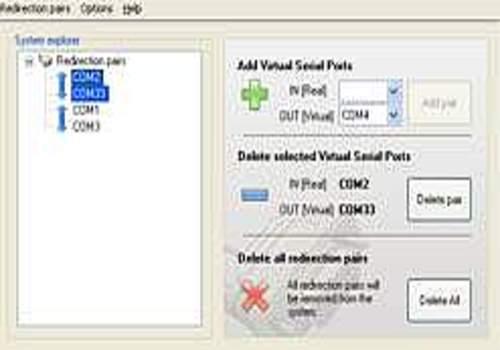 Advanced COM Port Redirector
