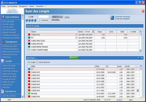 logiciel pc facile gratuit pointages horaire de travaille