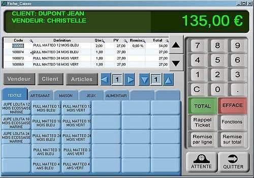 T l charger gosshop pour windows demo for Logiciel pour salon de coiffure