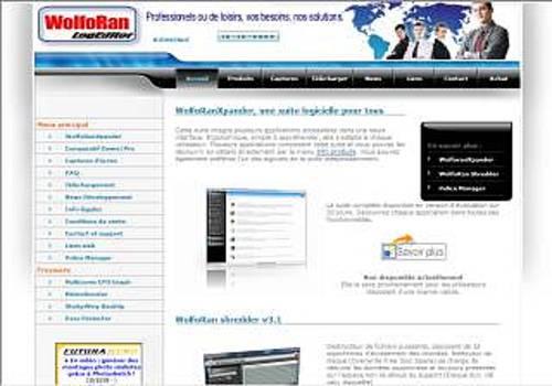 Mini Desktop Menu