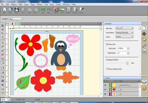 Easy Cut Studio for Mac 4.0.9.9
