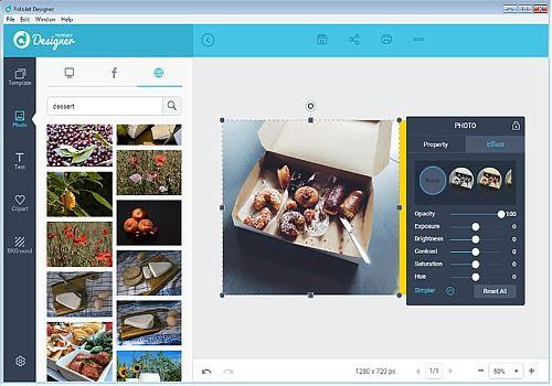 FotoJet Designer 1.1.0