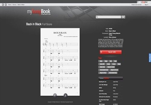 mySongBook Player pour Linux