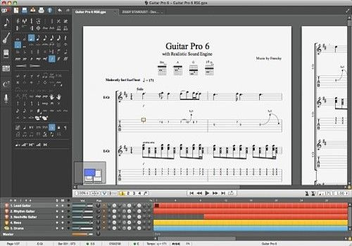 Guitar Pro 6 Trial Version